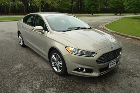 2015 Ford Fusion Hybrid for sale in Myrtle Beach SC