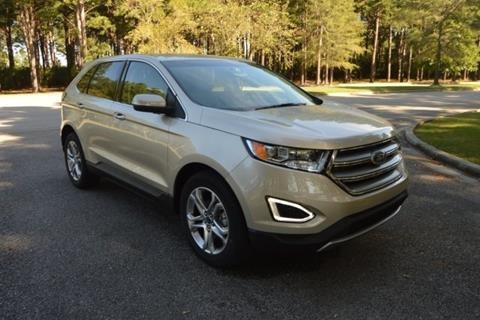2017 Ford Edge for sale in Myrtle Beach SC