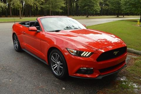 2016 Ford Mustang for sale in Myrtle Beach SC