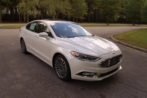 2017 Ford Fusion for sale in Myrtle Beach, SC