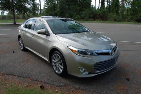 2014 Toyota Avalon for sale in Myrtle Beach, SC