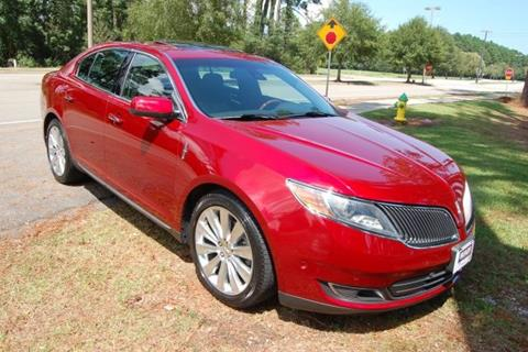 2014 Lincoln MKS for sale in Myrtle Beach SC