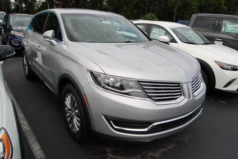 2017 Lincoln MKX for sale in Myrtle Beach SC