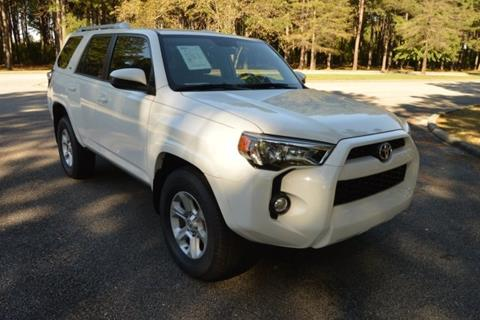 2017 Toyota 4Runner for sale in Myrtle Beach SC