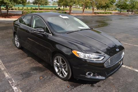 2014 Ford Fusion for sale in Myrtle Beach SC