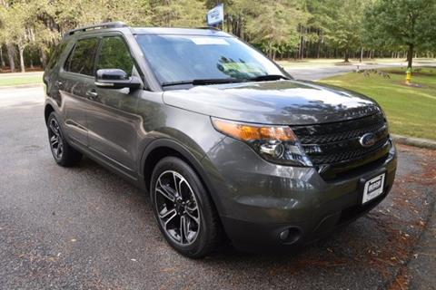 2015 Ford Explorer for sale in Myrtle Beach, SC