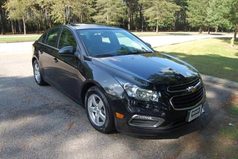 2016 Chevrolet Cruze Limited for sale in Myrtle Beach SC