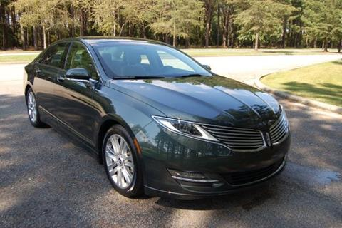 2015 Lincoln MKZ for sale in Myrtle Beach SC