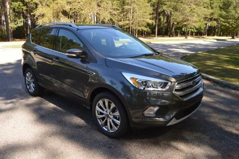 2017 Ford Escape for sale in Myrtle Beach SC