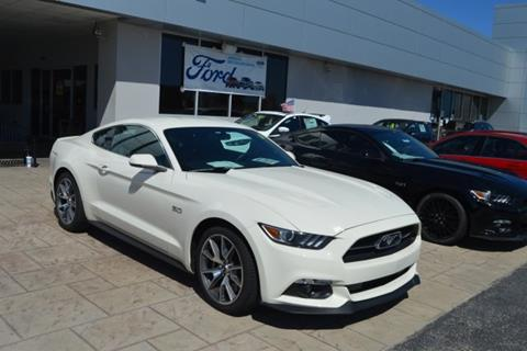 2015 Ford Mustang for sale in Myrtle Beach SC