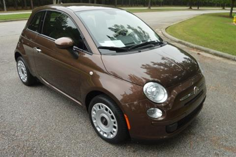 2015 FIAT 500 for sale in Myrtle Beach, SC