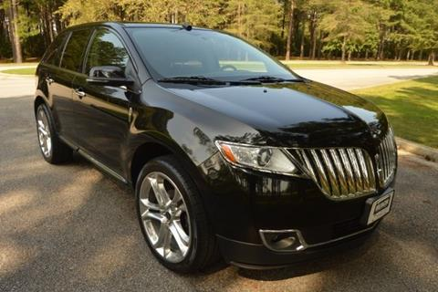 2014 Lincoln MKX for sale in Myrtle Beach SC