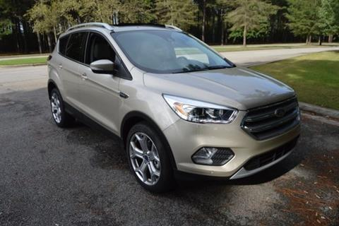 2017 Ford Escape for sale in Myrtle Beach, SC