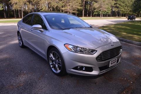2016 Ford Fusion for sale in Myrtle Beach, SC