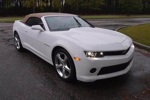 2015 Chevrolet Camaro for sale in Myrtle Beach, SC