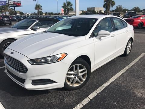 2013 Ford Fusion for sale in Myrtle Beach, SC