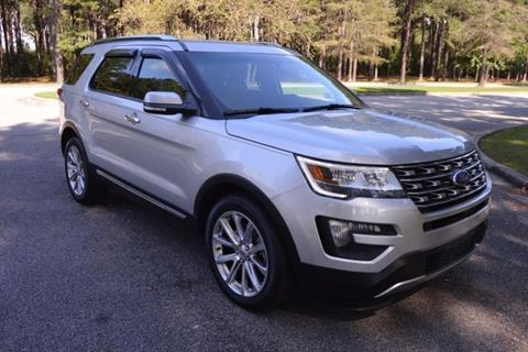2016 Ford Explorer for sale in Myrtle Beach, SC