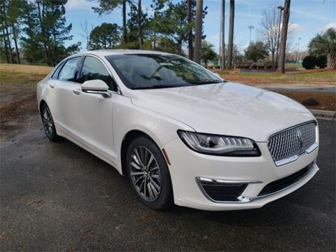 2019 Lincoln MKZ for sale in Myrtle Beach, SC
