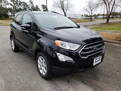 2019 Ford EcoSport for sale in Myrtle Beach, SC