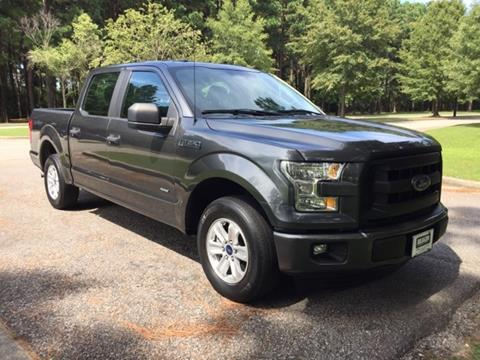 Myrtle Beach Ford >> 2016 Ford F 150 For Sale In Myrtle Beach Sc