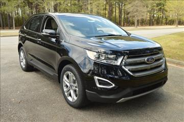 2017 Ford Edge for sale in Myrtle Beach, SC