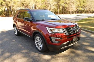 2017 Ford Explorer for sale in Myrtle Beach, SC