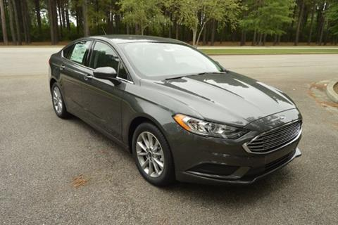 2017 Ford Fusion for sale in Myrtle Beach SC