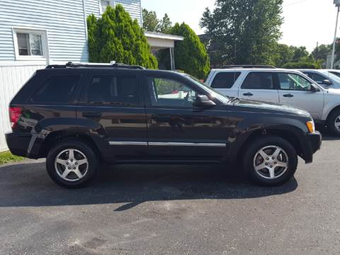 2005 Jeep Grand Cherokee for sale in Findlay OH