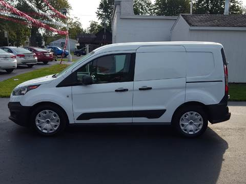 2014 Ford Transit Connect Cargo for sale in Findlay OH
