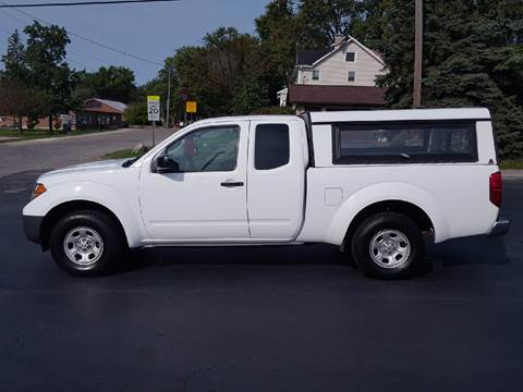 2012 Nissan Frontier for sale in Findlay, OH