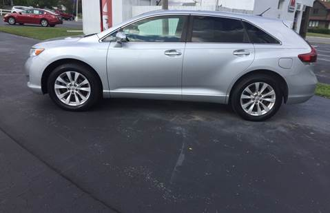 2013 Toyota Venza for sale in Findlay, OH