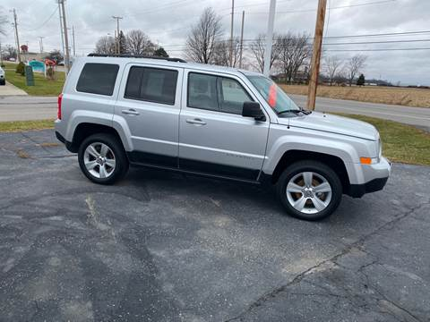 2013 Jeep Patriot for sale at Rick Runion's Used Car Center in Findlay OH