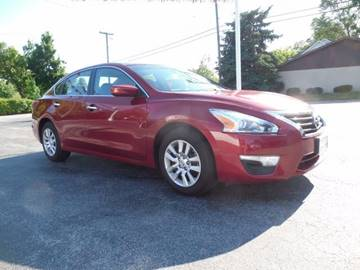 2013 Nissan Altima for sale in Findlay OH