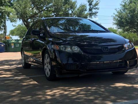 2009 Honda Civic for sale at Makka Auto Sales in Dallas TX