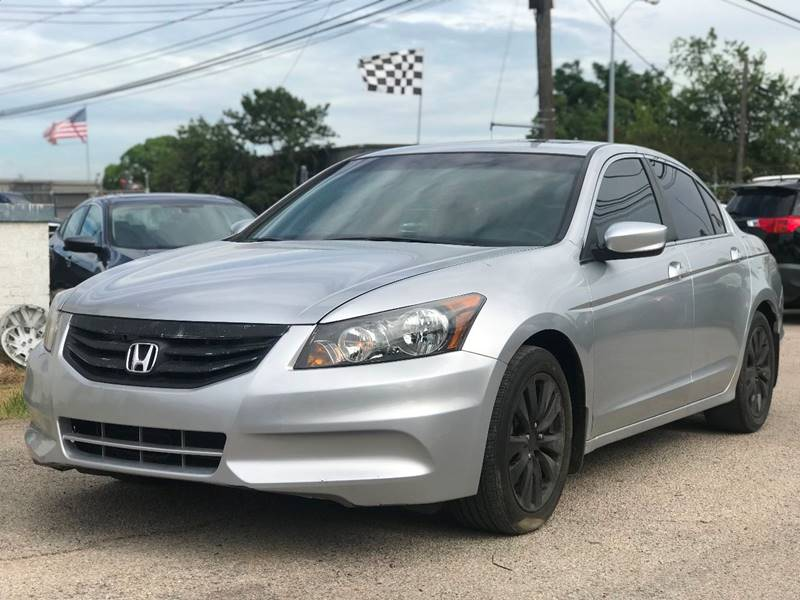 2012 Honda Accord For Sale At Makka Auto Sales In Dallas TX
