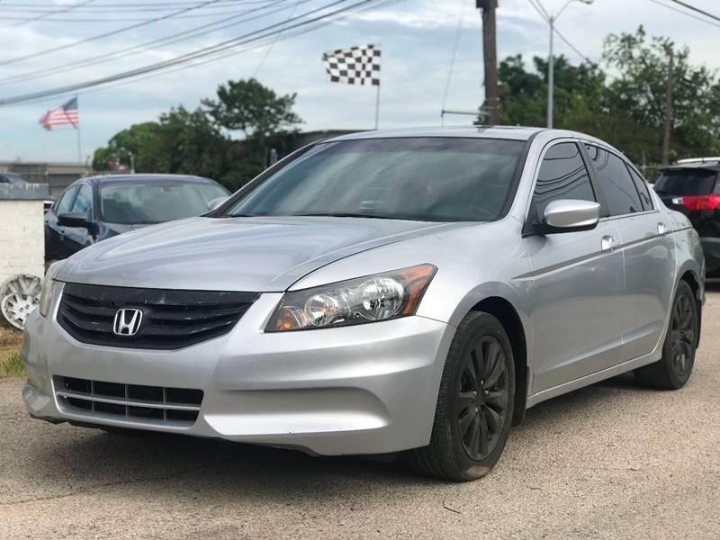 2012 Honda Accord For Sale At Makka Auto Sales In Dallas TX