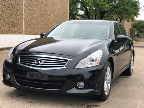 Used Infiniti For Sale In Dallas Tx Carsforsale Com