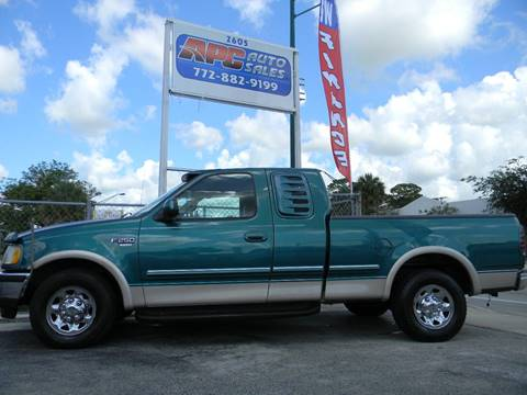1998 Ford F-250 for sale in Fort Pierce, FL