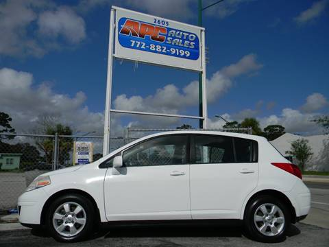 2008 Nissan Versa for sale in Fort Pierce, FL