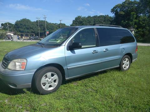 2007 Ford Freestar for sale in Fort Pierce, FL