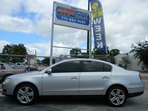 2009 Volkswagen Passat for sale in Fort Pierce, FL