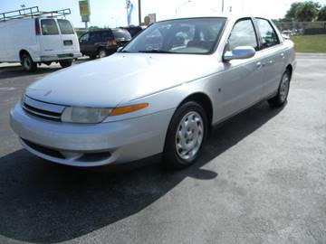 2001 Saturn L-Series for sale at APC Auto Sales in Fort Pierce FL