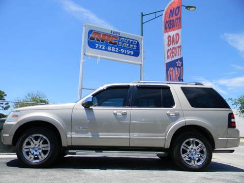 2006 Ford Explorer for sale in Fort Pierce, FL