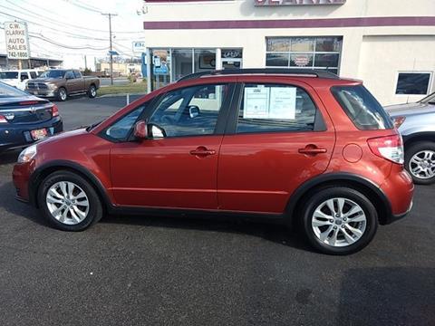 Used Suzuki SX4 For Sale - Carsforsale.com®