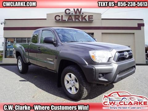 2013 Toyota Tacoma for sale in Gloucester City, NJ