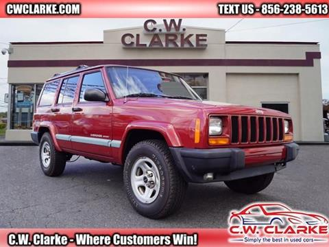 1999 Jeep Cherokee for sale in Gloucester City, NJ