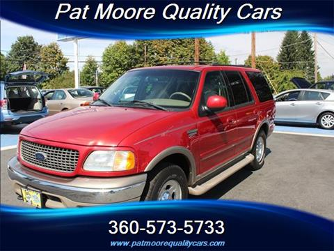 2002 Ford Expedition for sale in Vancouver, WA