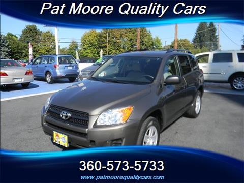 2010 Toyota RAV4 for sale in Vancouver, WA