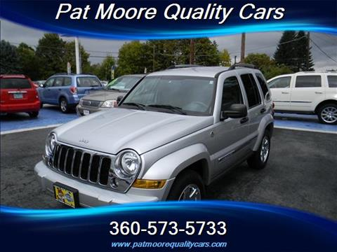 2005 Jeep Liberty for sale in Vancouver, WA