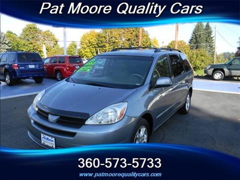 2005 Toyota Sienna for sale in Vancouver, WA